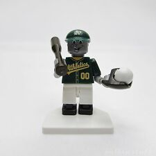 "OYO MLB Oakland Athletics A's ""Stomper"" Baseball Team Mascot Mini Figure"