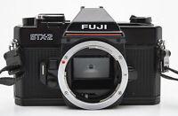 Fuji STX-2 STX2 Gehäuse Body SLR Kamera analoge Spiegelreflexkamera