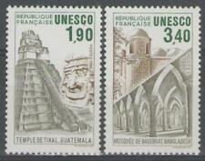 "FRANCE: Service n°91/92 **, ""UNESCO"""