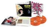 DOUBLE CD ELVIS PRESLEY- ALOHA FROM HAWAII -LEGACY EDITION-BMG-2013