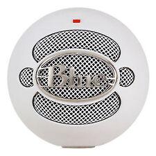 Snowball White USB Kondensatormikrofon Inkl Tischstativ