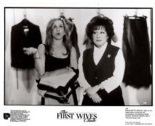 Goldie Hawn THE FIRST WIVES CLUB(1996) Four original press release photos