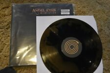 Angel Eyes Midwestern Gold and Black Colored Vinyl Sheath 019 LP Record