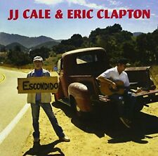 J.J.CALE & ERIC CLAPTON-THE ROAD TO ESCONDIDO-JAPAN CD