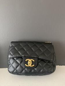Black Authentic Chanel Bag