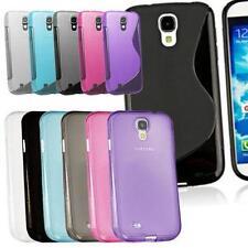 TPU Silicona Funda de Gel para Samsung Galaxy S4 Mini i9190+Protector Pantalla