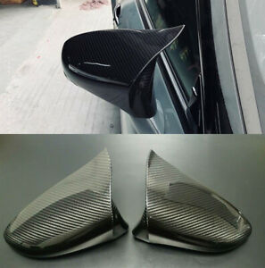Real Carbon Car Rearview Mirror Cover For Lexus IS RC 200 300 350 RC F SPORT