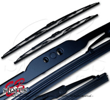 "Set of 2 OEM Replacement Bayonet Arm Wiper Blades 20"" Driver, 19"" Passenger Side"