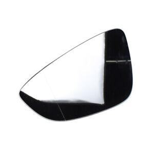 Left Side Wing Heated Electric W/Holder Mirror Glass for VW Passat B7 Jetta MK6