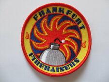 SHADOWRUN Fireraisers Frankfurt Promo SR Patch Sticker Aufnäher Messe Spieler FA