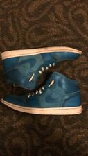Nike Air Jordan 1 Phat High Marina Blue White 364770-401 Men's Size 10.5