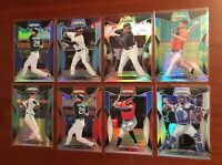 2019 Panini Prizm Baseball All Unnumbered Parallels Pick Your Player