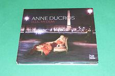 """CD ANNE DUCROS """"ELLA... MY DEAR"""" 10 TITRES, DIGIPACK / PLUS LOIN MUSIC 2010, TBE"""