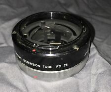 CANON  extension tube for FD mount cameras - FD 25