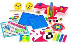 Saxon Math K-3 Homeschool Manipulative Kit 1st Edition Manipulatives