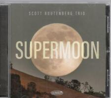 Scott Routenberg Trio: Supermoon, 10 track CD