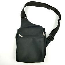 Travelon Crossbody Medium Purse Organizer Travel Bag Wallet Tote Nylon Small