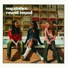 Sugababes Round round (US, 4 tracks) [Maxi-CD]