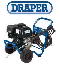 More details for draper hd 262 bar (3800psi) 13hp petrol driven pressure power jet washer 83819