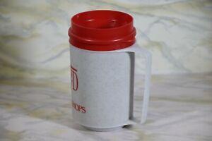 Vintage Aladdin Heartland Pantry 12 Oz. Coffee Mug With Lid