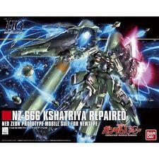 BANDAI HGUC 1/144 NZ-666 KSHATRIYA REPAIRED Plastic Model Kit Gundam UC Japan