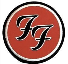Foo Fighters Embroidered Patch F002P Nirvana Germs Sunny Day Real Estate