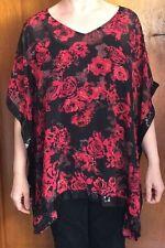 Autograph Floral Regular Size Tops Blouses for Women