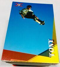 Generation Extreme 1994 150 Card Set Extreme Sports With Tony Hawk
