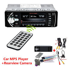 "4.1"" HD In-Dash Car MP5 Player Stereo Video FM Radio Bluetooth USB/AUX/SD+Camera"