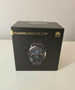 Huawei Watch GT 2 46mm Smartwatch Matte Black Sports Watch