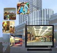 "Eyoyo 12"" LCD HD 1024 768p Video Monitor HDMI VGA BNC sicurezza CCTV Display Q1Q"