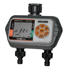 Holman Water Whiz 200 Advanced 2 Outlet Tap Timer/smarter way to water garden