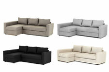 Fabric Up to 4 Seats Sofa Beds
