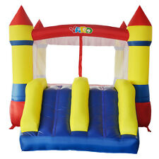 YARD Bounce House Inflatable Bouncer Bouncy Castle Slide with Blower Outdoor Toy