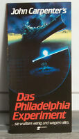 RAR Film Movie flyer John Carpenter Das Philadephia Experiment 11. Januar 1985