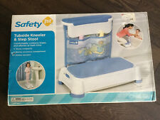 Safety 1st Tubside Kneeler And Step Stool. *New In Box*