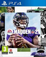Madden NFL 21 - 2021 - PS4 📥
