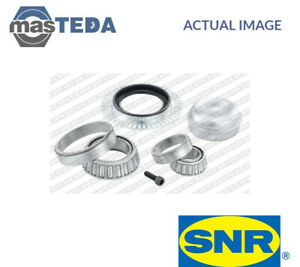 SNR FRONT WHEEL BEARING KIT R15135 P NEW OE REPLACEMENT