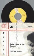 """7""""  Odetta – Battle Hymn Of The Republic"""