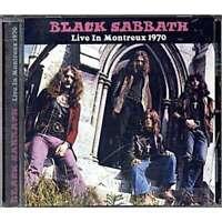 "BLACK SABBATH : ""Live In Montreux 1970"" (RARE CD)"