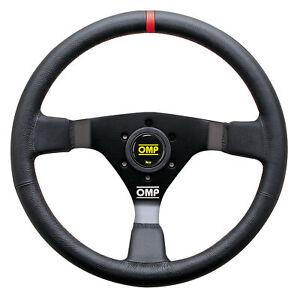 OMP WRC Steering Wheel