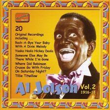 Al Jolson - Vol. 2 [New CD] Germany - Import