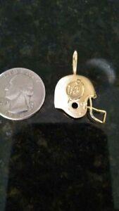 Miami Dolphins Gold  Helmet  Charm & 3 Jerseys 2 Dan Marino & Tannehill  NFL NWT