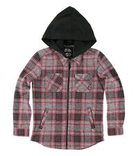 Metal Mulisha Boys Capitol Jacket Hoodie - Size M