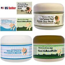 Elizavecca Milky Piggy Carbonated Bubble Mask, Sea Salt Cream, Collagen Jella