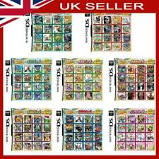 208/486/502/520 IN 1 Games Card Cartridge Multicart For Nintendo DS NDSL 3DS/2DS