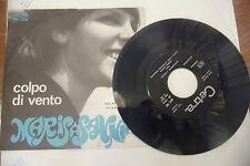 """MARISA SANNIA""""COLPO DI VENTO-disco 45 giri CETRA Italy 1968"""" SIGLA TV-"""