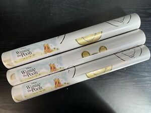 Graham & Brown WINNIE THE POOH Wallpaper x3 Rolls - NEW Matching Batch Numbers A