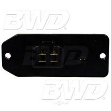HVAC Blower Motor Resistor BWD RU1061