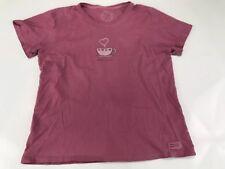 Life Is Good Womens T Shirt Size Medium A123
